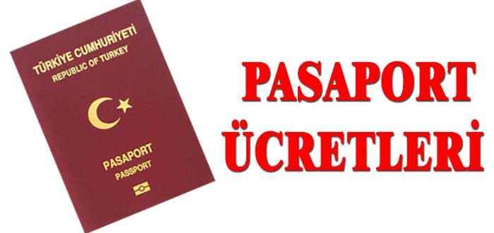 Pasaport Harçları 2019 Ücretleri