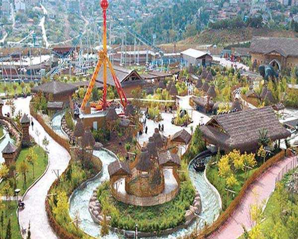 Vialand Giriş Ücretleri (İsfanbul Tema Park) 2020