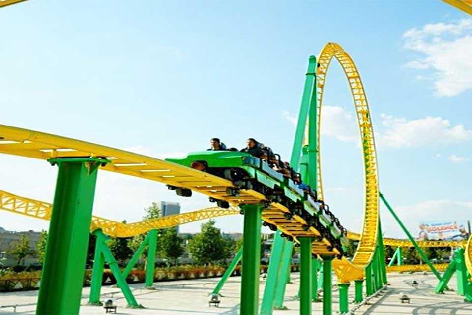 Ankapark Roller Coaster